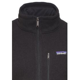 Patagonia Better Sweater - Veste Homme - noir